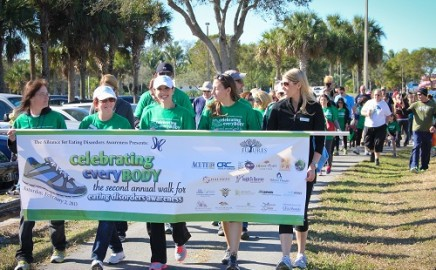 3rd Annual Eating Disorder Walk